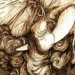 Historieta y dibujos (casi) abstractos: Cementerio de elefantes