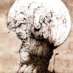 Ilustración de Hongo doméstico en el bestiario