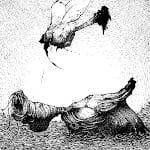 Parábola del Leviatán minúsculo y el Jején gigante