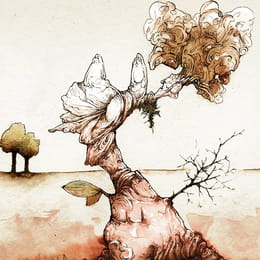 Tree Imporvisation Cartoon - Cartoons and Sketches by Lisandro Demarchi