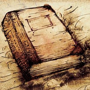 Cuaderno de dibujos al margen